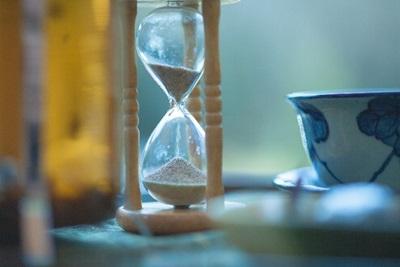 時間をムダにしないために